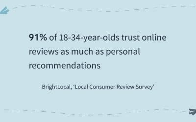 Build Trust With Reviews