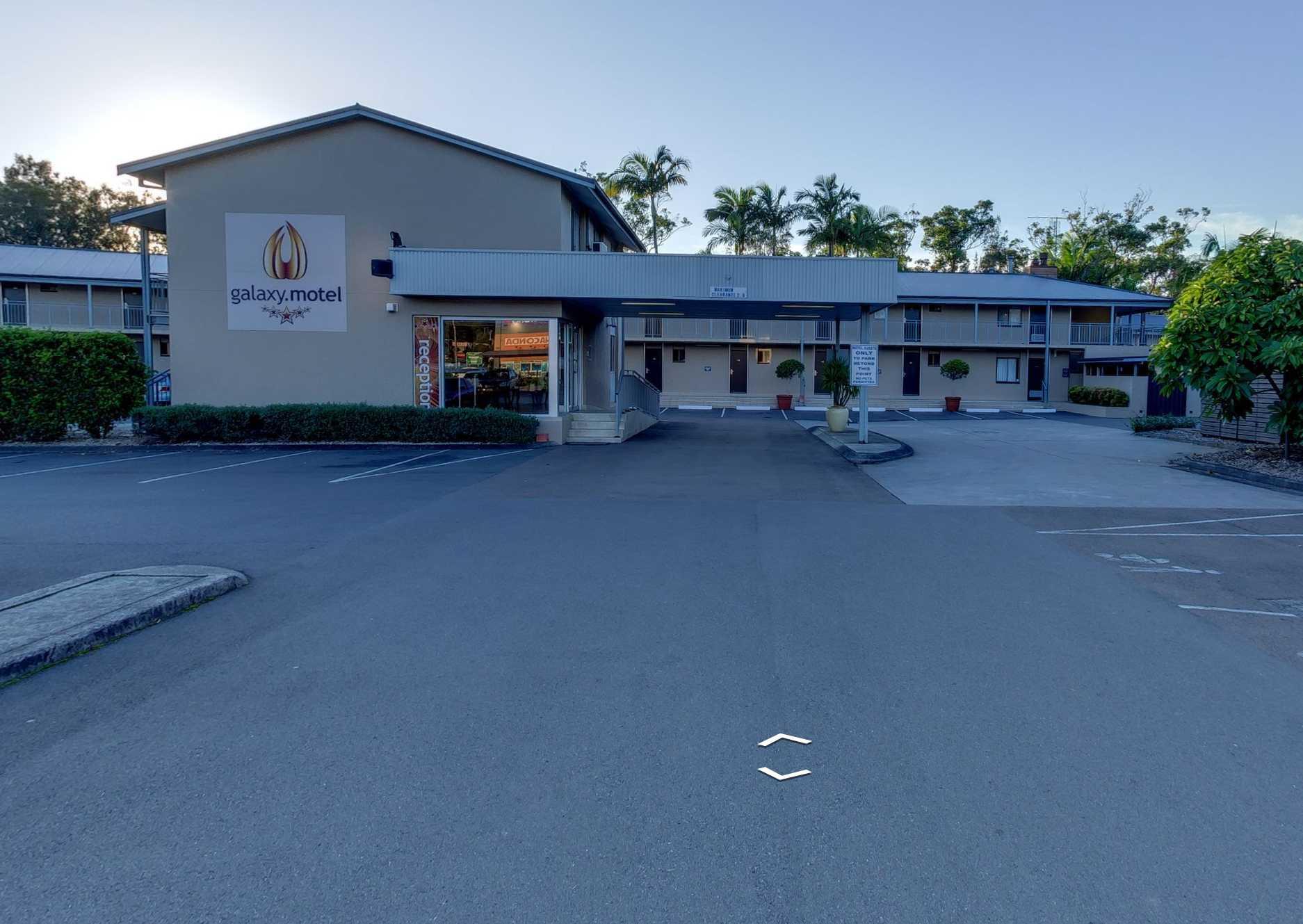 Custom Virtual Tour Of the Galaxy Motel, West Gosford NSW