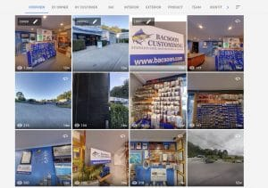 Google My Business Photos can help your customers with photo based navigation